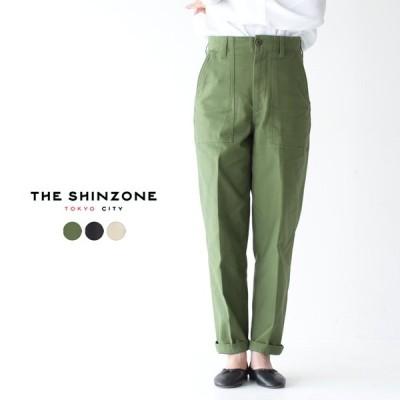 シンゾーン The Shinzone ベイカーパンツ/BAKER PANTS センタープレス パンツ 15AMSPA18 【送料無料】