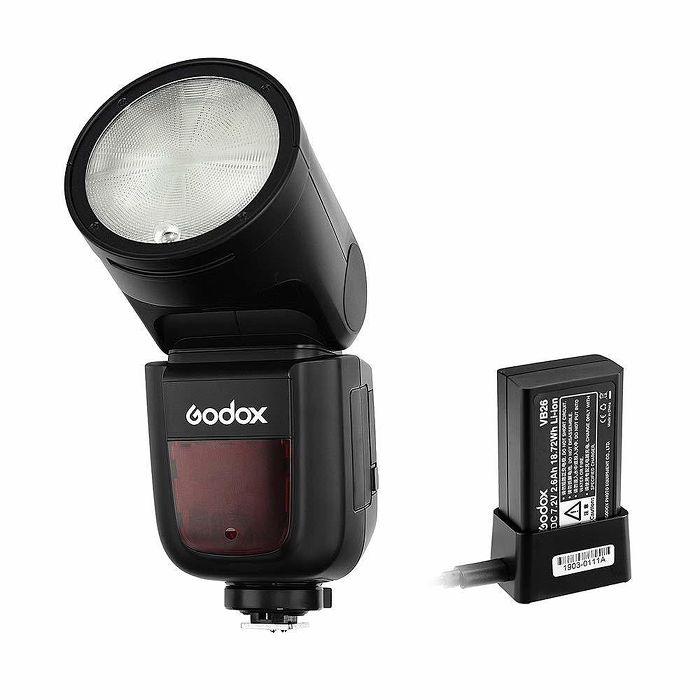 GODOX 神牛 V1 Kit TTL 鋰電池 圓燈頭 閃光燈