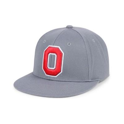 トップオブザワールド メンズ 帽子 アクセサリー Ohio State Buckeyes Core Fitted Cap