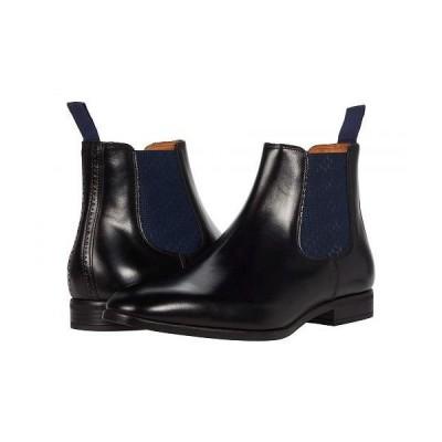Ted Baker テッドベイカー メンズ 男性用 シューズ 靴 ブーツ チェルシーブーツ Marson - Black