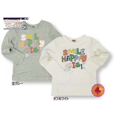GWポイントアップ アウトレット/HAPPILY Tシャツ/大人用 Boomy Roomy ブーミールーミー/DD