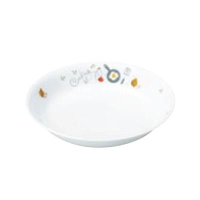 リ・おぎそ 子ども食器シリーズ 皿 16.5cm 1035-1240 高さ29(mm)/業務用/新品