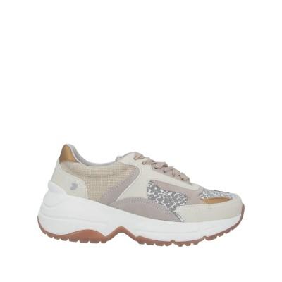 GIOSEPPO スニーカー&テニスシューズ(ローカット) ベージュ 39 革 / 紡績繊維 スニーカー&テニスシューズ(ローカット)