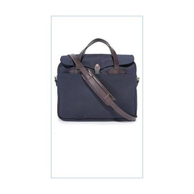 Filson Men's Original Briefcase, Navy, One Size並行輸入品