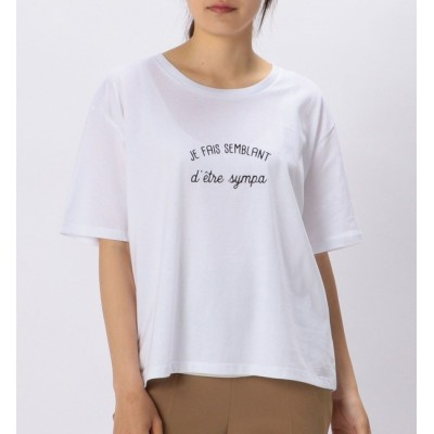 【リエス/Liesse】 【SHAMAN】ロゴTシャツ