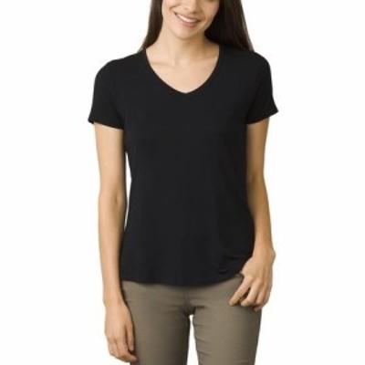 プラナ トップス Foundation Short-Sleeve Shirt - Womens