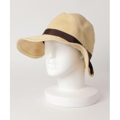 collex / 折りたたみハット WOMEN 帽子 > ハット