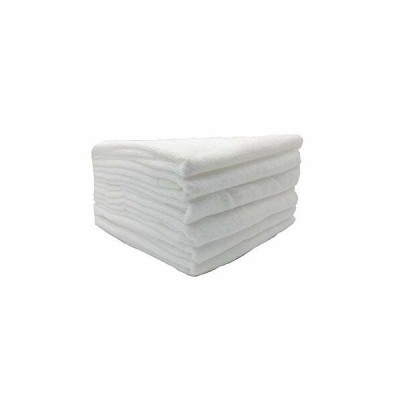 シャーリング 高級ハンドタオル 超耐久!一般物の2倍以上厚い!柔かい ウオッシュタオル 上質米綿 おしぼり