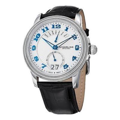 メンズ腕時計 ストゥーリングオリジナル Stuhrling Original Men's Swiss Made Swiss Quartz Classique