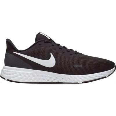 ナイキ Nike メンズ ランニング・ウォーキング シューズ・靴 Revolution 5 Running Shoes Black/White/Silver