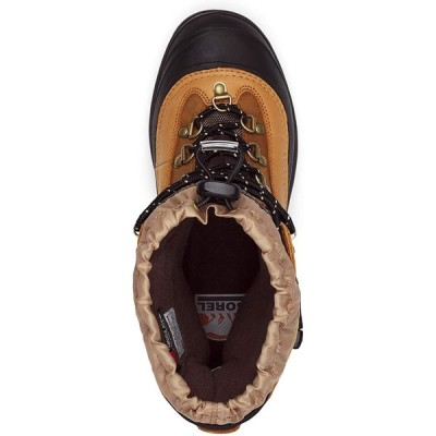 SOREL - Men's Conquest Waterproof Insulated Winter Boot, British Tan,