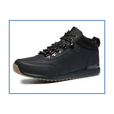 【新品】FITONE メンズ 防水ブーツ ミッドアンクルブーツ フリーハイキングブーツ US サイズ: 7 カラー: ブ