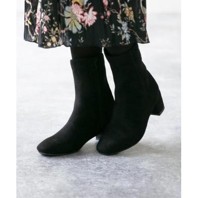 welleg from outletshoes / 細身シルエット ベーシックミドルブーツ WOMEN シューズ > ブーツ