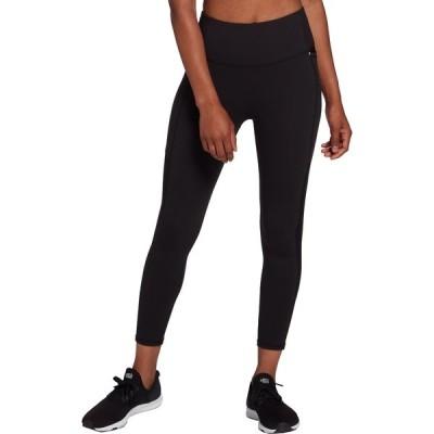 カリア カジュアルパンツ ボトムス レディース CALIA by Carrie Underwood Women's Energize Rib 7/8 Leggings (Regular and Plus) PureBlack
