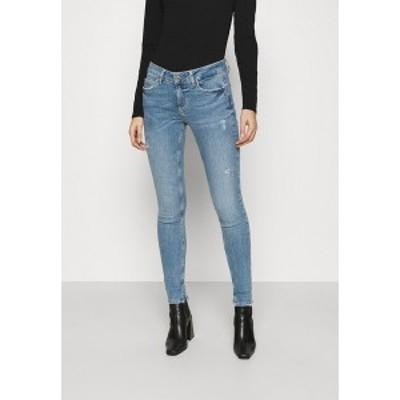 リュー ジョ ジーンズ レディース デニムパンツ ボトムス FABULOUS - Jeans Skinny Fit - blue blue