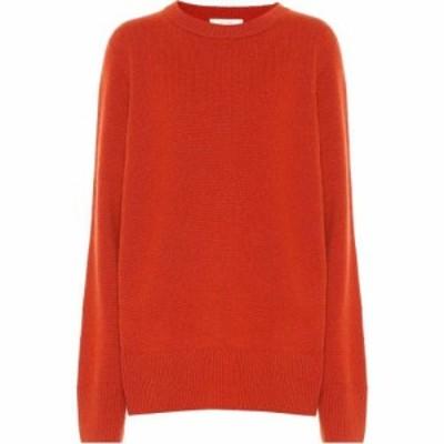 ザ ロウ The Row レディース ニット・セーター トップス Sibina wool and cashmere sweater Rust