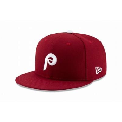 ニューエラ(NEW ERA) 59FIFTY MLB オンフィールド フィラデルフィア・フィリーズ オルタネイト2 12026659 メンズ レディース  男女兼用