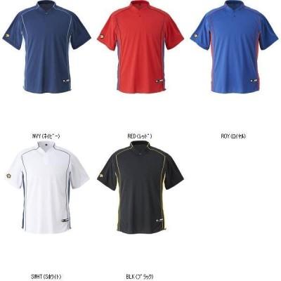 アリーナ ARENA ベースボールシヤツ DB109B 野球ベースボールTシャツ