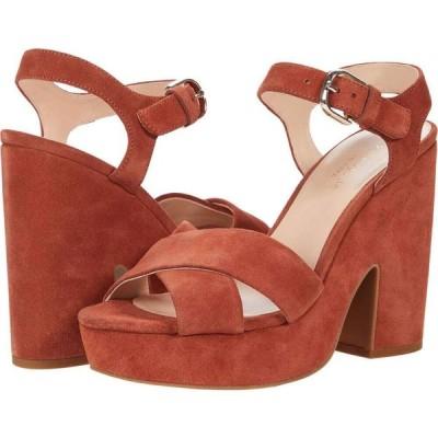 ケイト スペード Kate Spade New York レディース サンダル・ミュール シューズ・靴 Grace Dark Tawny