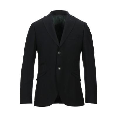 MAURIZIO MIRI テーラードジャケット ブラック 46 ウール 100% テーラードジャケット