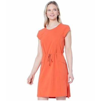 フェールラーベン レディース ワンピース トップス High Coast Lite Dress Rowan Red