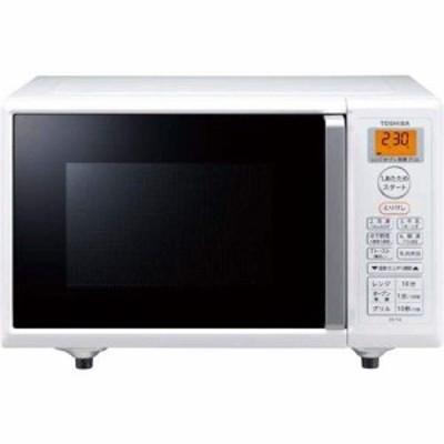 東芝 オーブンレンジ 16L ホワイトTOSHIBA ER-T16-W(未使用品)