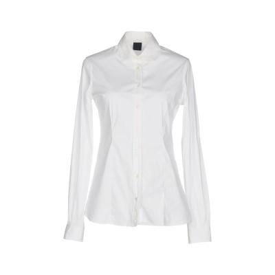 アスペジ ASPESI シャツ ホワイト 46 72% コットン 23% ナイロン 5% ポリウレタン シャツ