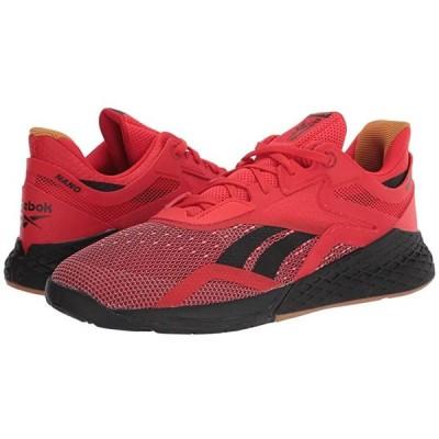 リーボック Nano X メンズ スニーカー 靴 シューズ Instinct Red/Black/White