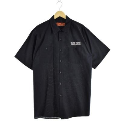 レッドキャップ Red kap 半袖 ワークシャツ メンズ2XL /eaa153245