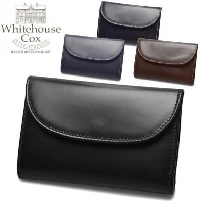 ホワイトハウスコックス メンズ レディース 財布 スモール クラッチ パース WHITEHOUSE COX 01-60490008