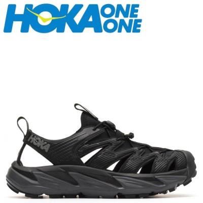 HOKA ONE ONE ホカオネオネ ホパラ サンダル スポーツサンダル メンズ HOPARA ブラック 黒 1106534