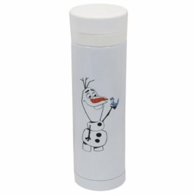 アナと雪の女王2 保温保冷 水筒 ステンレスマグボトル オラフ&サラマンダー ディズニー 280ml キャラクター グッズ