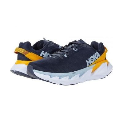 Hoka One One ホカオネオネ メンズ 男性用 シューズ 靴 スニーカー 運動靴 Elevon 2 - Ombre Blue/Saffron