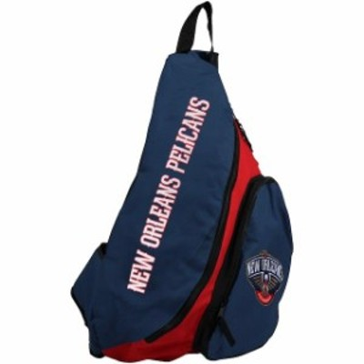 Concept One コンセプト ワン スポーツ用品  New Orleans Pelicans Navy Slingback Backpack