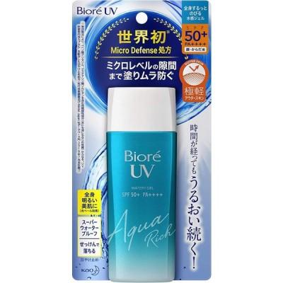 まとめ販売6個セットビオレ UV アクアリッチ ウォータリージェル SPF50+