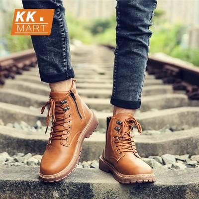 メンズ ロングブーツ ブーツ ワークブーツ 靴  合わせやすい 韓国風  メンズブーツ  エンジニアブーツ バイクブーツ ミリタリーブーツ マウンテンブーツ