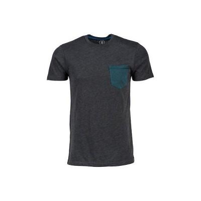 ボルコム Tシャツ シャツ トップス 半袖 長袖 Volcom - Volcom Tシャツ - New ツイスト Pocket