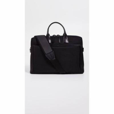 トルバドゥール Troubadour メンズ ビジネスバッグ・ブリーフケース バッグ Nylon Slim Briefcase Black