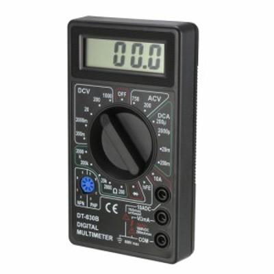 uxcell マルチメーター デジタルマルチメーター テストペン付き AC/DC DT830B