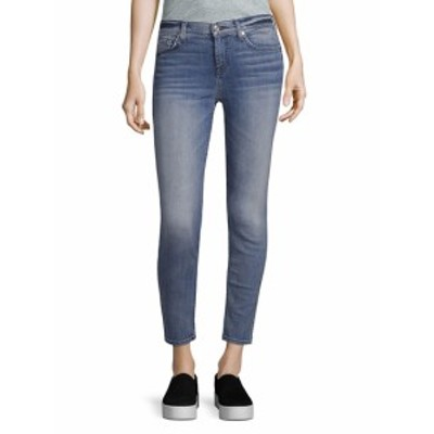 7 フォー オールマンカインド レディース パンツ デニム Classic Ankle Skinny Jeans