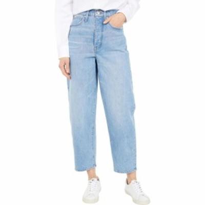 メイドウェル Madewell レディース ジーンズ・デニム ボトムス・パンツ Cowgirl Wide-Leg Crop Jeans in Hewes Wash Hewes Wash