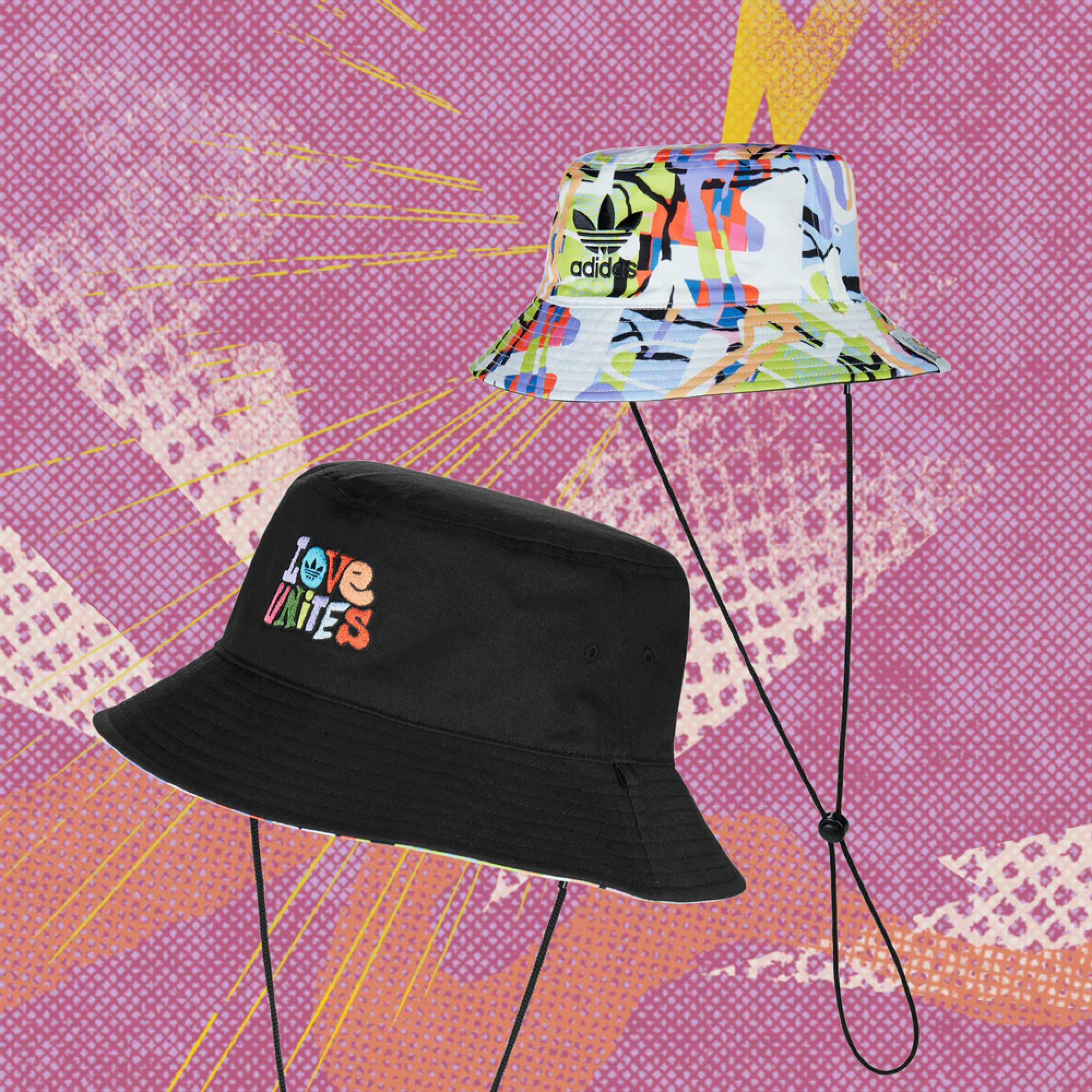 Pride 漁夫帽