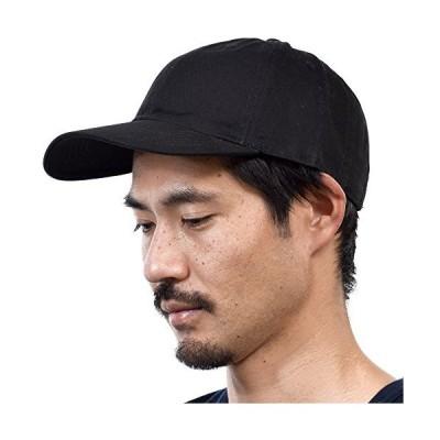 (ニューハッタン) NEWHATTAN CAP キャップ ベースボールキャップ 帽子 無地 カーブキャップ (FREE(56?66cm),