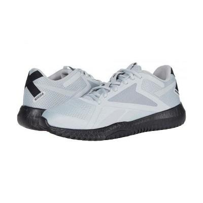 Reebok リーボック メンズ 男性用 シューズ 靴 スニーカー 運動靴 Flexagon Force 2.0 - Pure Grey/Black/Black