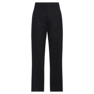 ヌメロ ヴェントゥーノ N°21 パンツ ブラック 40 コットン 82% / ナイロン 10% / レーヨン 8% パンツ