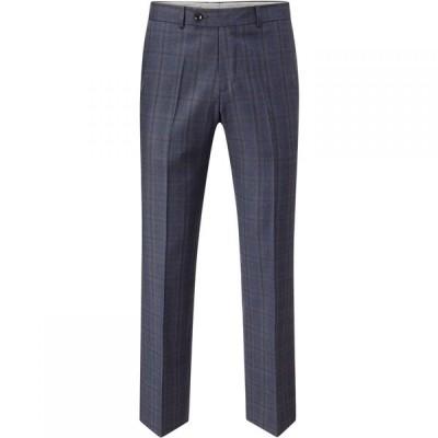 スコープス Skopes メンズ スラックス ボトムス・パンツ Andres Suit Trouser Blue