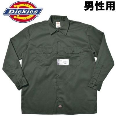 ディッキーズ メンズ 長袖シャツ 574 ロングスリーブワークシャツ DICKIES 01-20770223