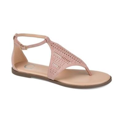 ジャーニーコレクション サンダル シューズ レディース Women's Niobi Sandal Pink