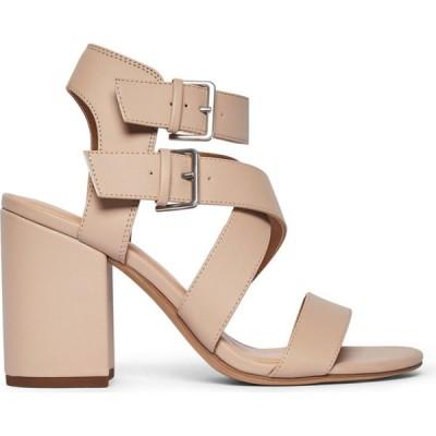 ドロシー パーキンス Dorothy Perkins レディース サンダル・ミュール シューズ・靴 Nude Saffron Heeled Sandals Beige