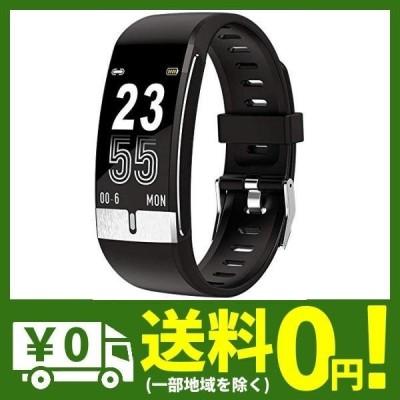 スマートウォッチ 活動量計 歩数計 腕時計 多運動モード GPS運動記録 消費カロリー 睡眠モニター 長い待機時間 健康・・・